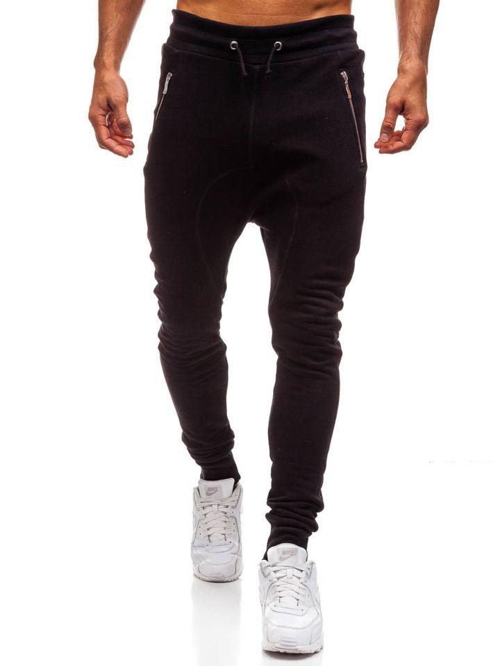 ... Чоловічі спортивні штани багі чорні Bolf 43S-S ... 2af96e70469b7