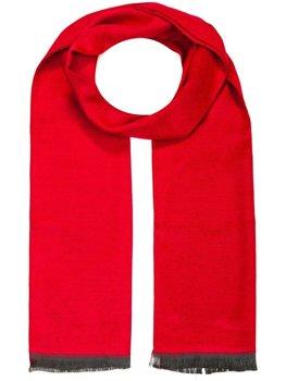 Бордовый мужской шарф Bolf YW08014