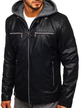 9942f3c488213 Кожаные куртки мужские купить в Киеве — интернет-магазин bolf.ua