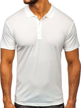 Мужская футболка поло экрю Bolf HS2005