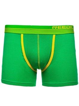 Мужские боксеры зеленые Bolf G513