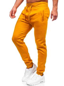 Мужские спортивные брюки кэмел Bolf XW01-A