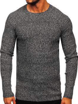 Мужской свитер серый Bolf H1810