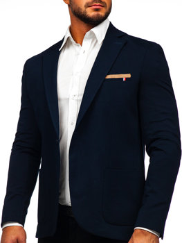 Пиджак мужской RIPRO 1652 темно-синий