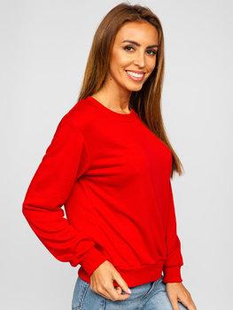 Толстовка женская красная Bolf WB11002