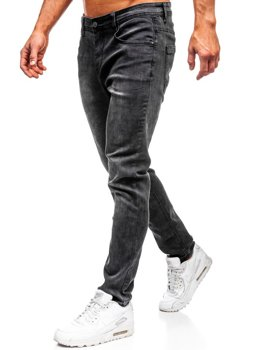 Джинсы мужские черные Bolf KX237