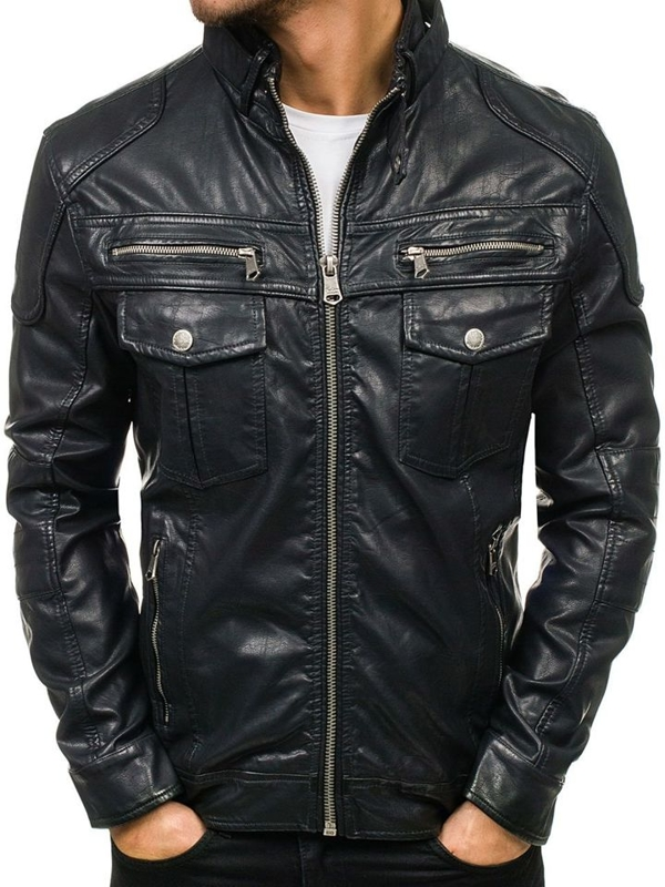Куртка мужская LIBLAND 3051 черная