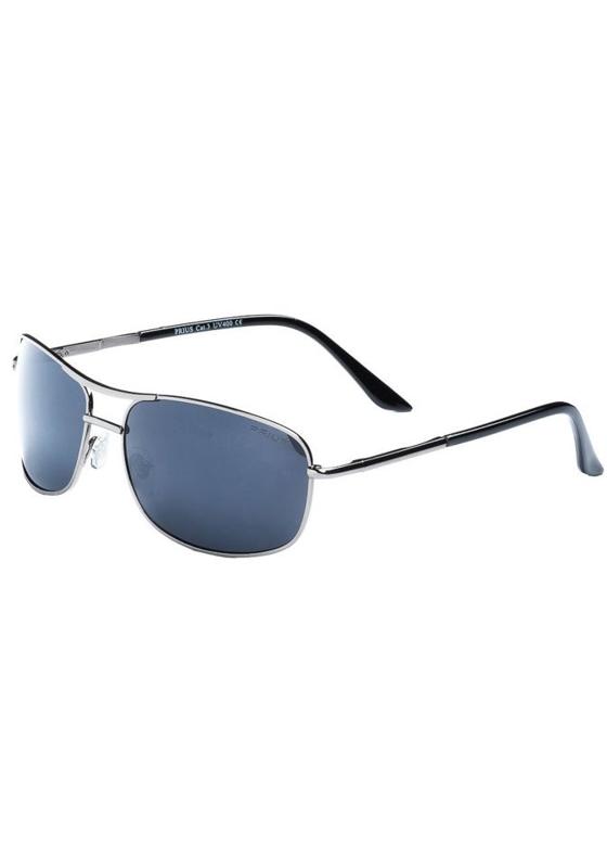 Мужские солнцезащитные очки темно-синие Bolf P201B
