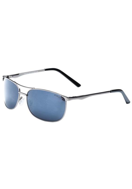 Мужские солнцезащитные очки темно-синие Bolf P202B