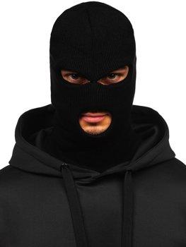 Шапка мужская черная Bolf YN901