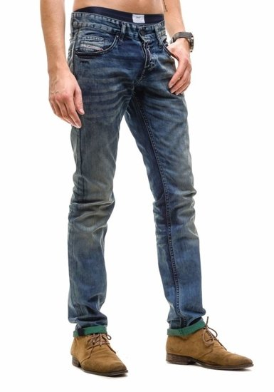 Джинсы DENIM REPUBLIC 4142 (7143) синие