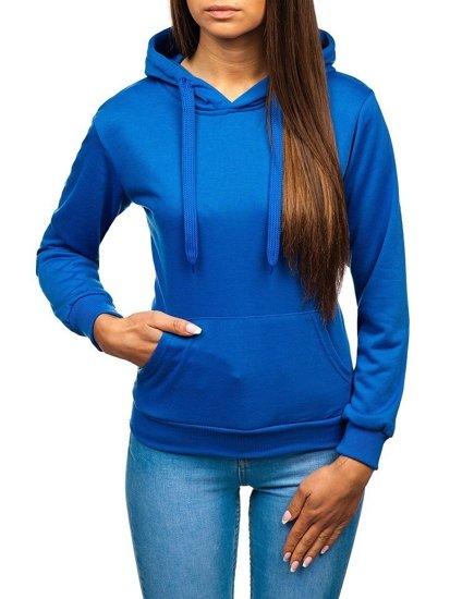 Женская толстовка голубая Bolf wb11001