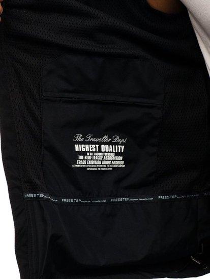 Куртка мужская FREESTEP 2139 черная