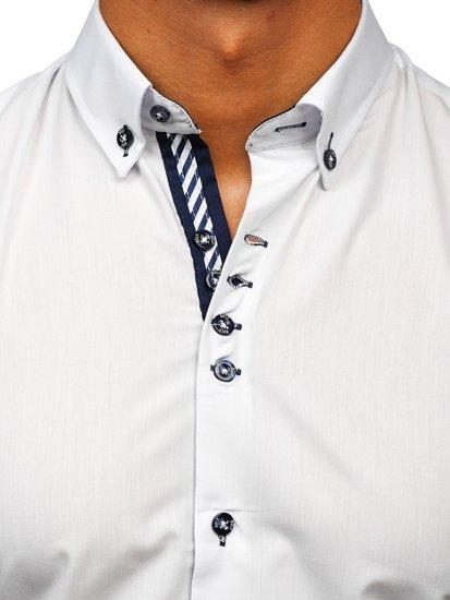 Рубашка мужская BOLF 5796 белая
