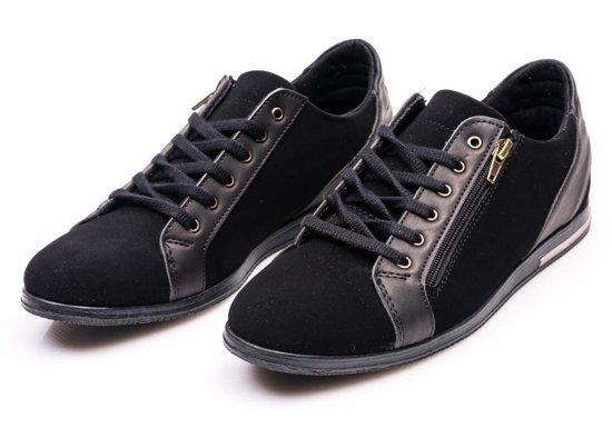 Туфли мужские CONTEYNER 010-1 черные