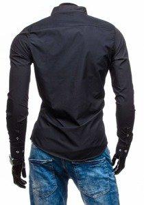 Рубашка мужская BOLF 5720-1 черная