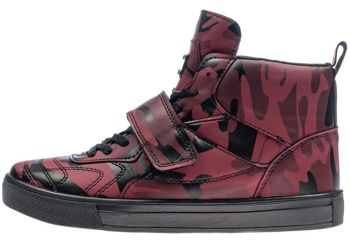 Бордове чоловіче взуття Bolf 8003
