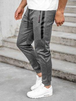 Графітові чоловічі спортивні штани Bolf JX8012