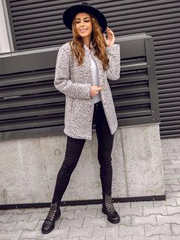 Жіноча пальто екрі Bolf 6011-1