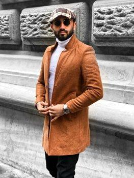 Кемел чоловіче зимове пальто Bolf 0010