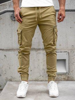 Кемел чоловічі штани джоггери карго Bolf CT6702S0