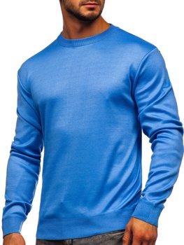 Светр чоловічий синій Bolf GFC01