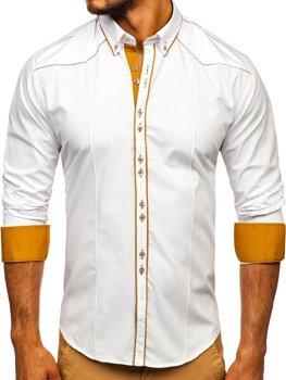 Сорочка чоловіча BOLF 4777 біла