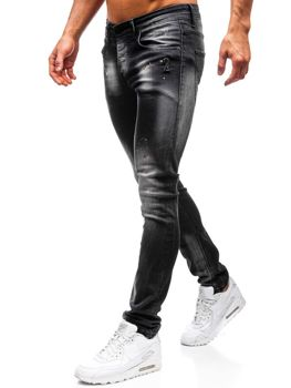 Чоловічі джинсові штани чорні Bolf 9231 8e49aee3781c8