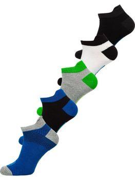 Чоловічі шкарпетки мультиколор Bolf X10052-5P 5 шт.