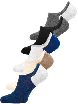 Чоловічі багатобарвні шкарпетки Bolf X10170-5P 5 PACK