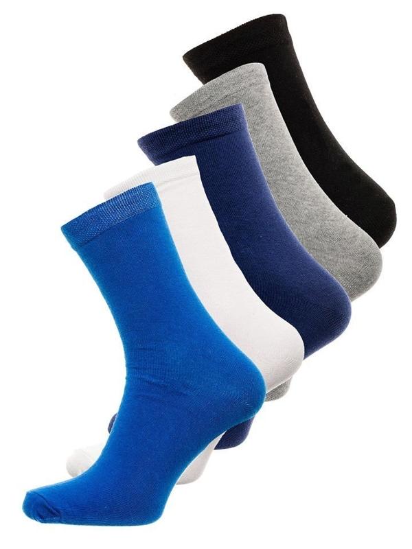 Чоловічі шкарпетки мультиколор Bolf X10003-5P 5 PACK