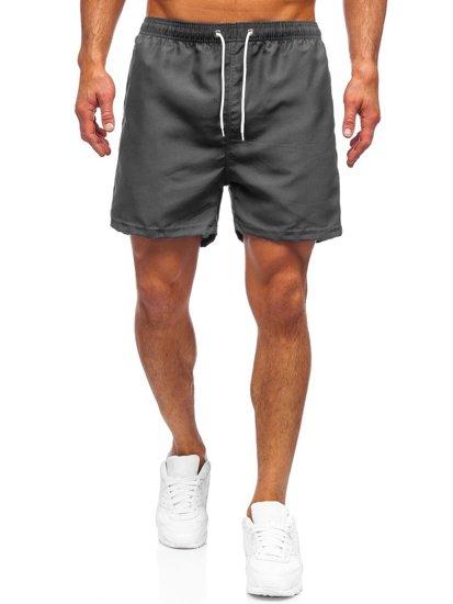 Графітові чоловічі пляжні шорти Bolf YW02001