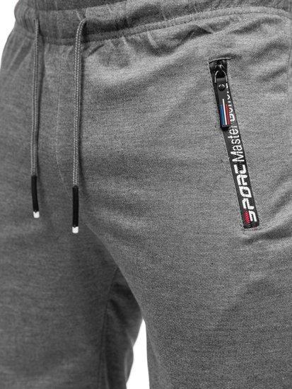 Графітові чоловічі спортивні шорти Bolf JX512