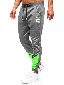Графітні чоловічі спортивні штани Bolf K10137
