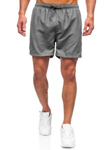 Сірі чоловічі пляжні шорти Bolf YW07001